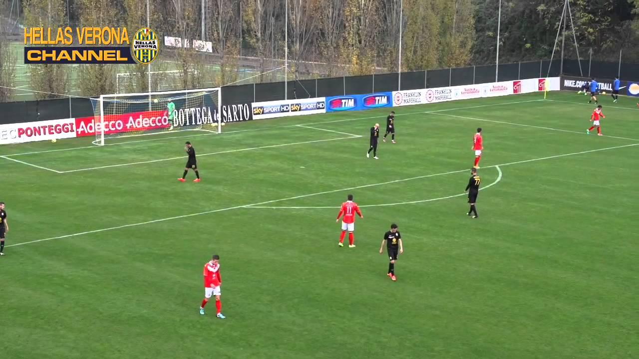 Test Match: Hellas Verona-Lugano 5-1