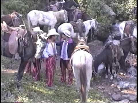 "Todos Santos Guatemala Horse Race or  mayan ""Skach Koyl"" Race"