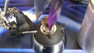 Проводимость   газа. Термическая ионизация