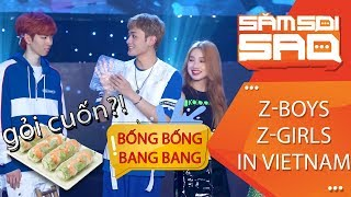 Sam Soi Sao show | Z-Stars burning the stage in Vietnam | Hosted by Roy & Queen
