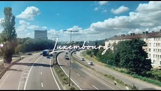 Cinematic travel video| iphone xs| Luxembourg