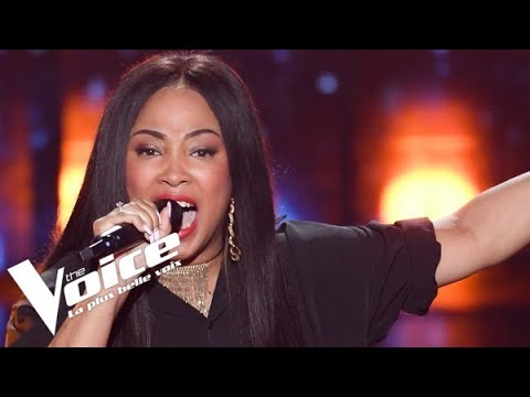 Download Diana King - Shy Guy | Elodie Ji | The Voice France 2021 | Blinds Auditions