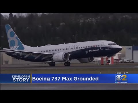 Only A Few 737 Max 8 Planes Left Flying After U.S. Grounds Aircraft