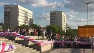 Выпускной 2010 трейлер Сосновоборск