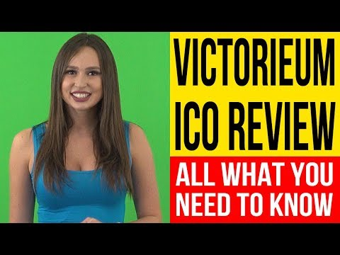 VICTORIEUM - What Is Victorieum - How It Works - Victorieum ICO Review
