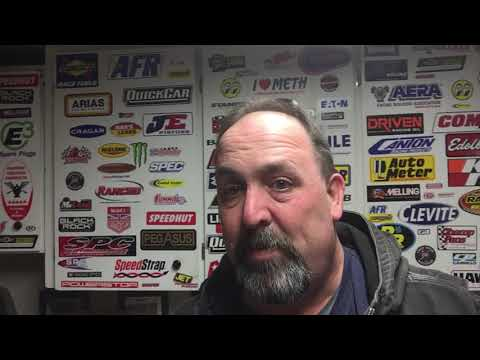 Marson Trucking- River City Speedway St Helens Oregon announcement!