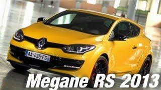 Renault Megane RS 2013 restylée | Planete-gt.com