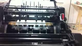 Stampa tipografica