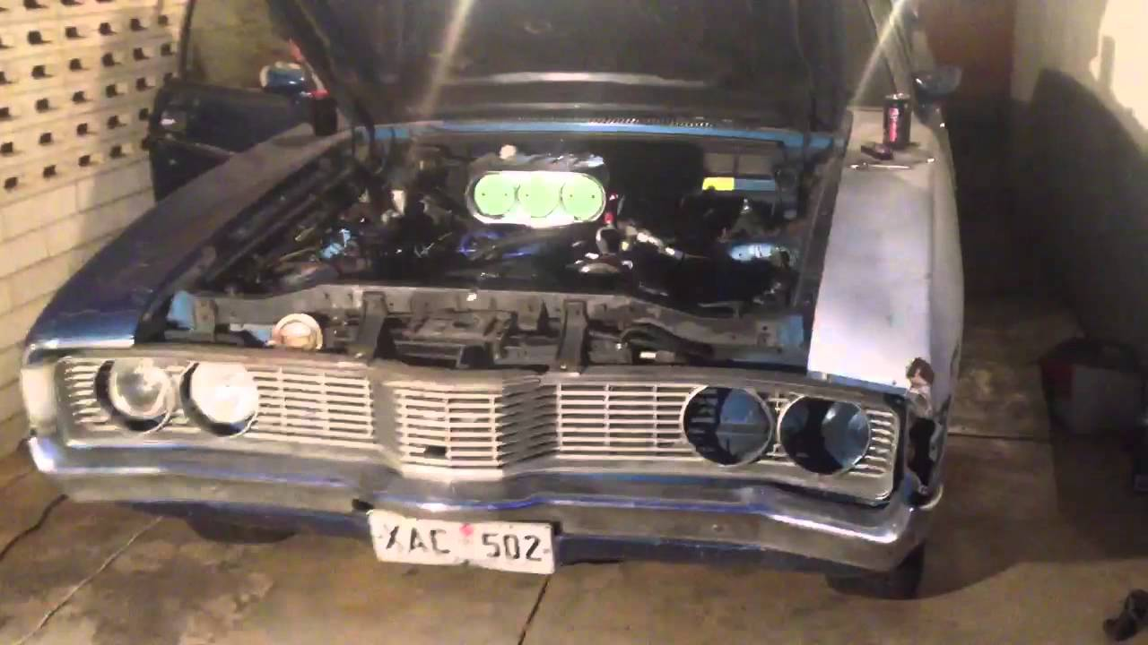 Ford Zf 302 With Bug Catcher Youtube