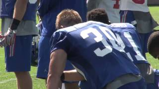 SpiderTV Talks To NY Giant Cooper Taylor