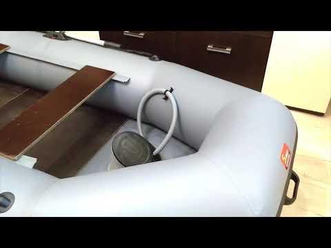 Стоит ли покупать надувную лодку ПВХ Хантер 280 ЛТ