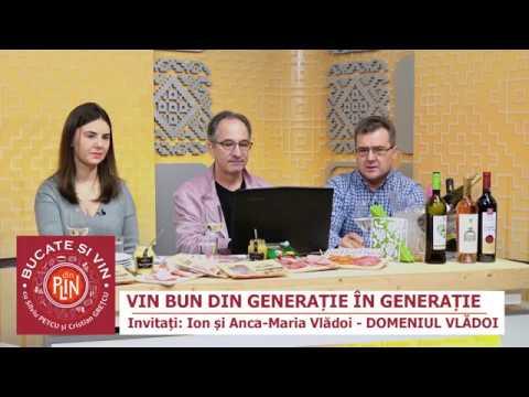 Strategie de familie pentru vinurile de la Domeniul Vlădoi