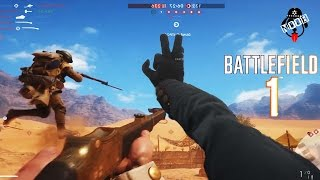 Battlefield 1 ► FUNNY/FAILS & EPIC Moments #23