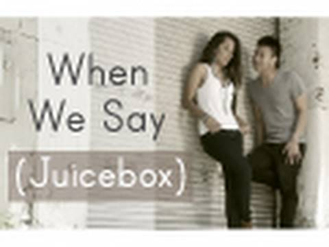 AJ Rafael - When We Say (Juicebox) - Official Music Video - Wong Fu Productions