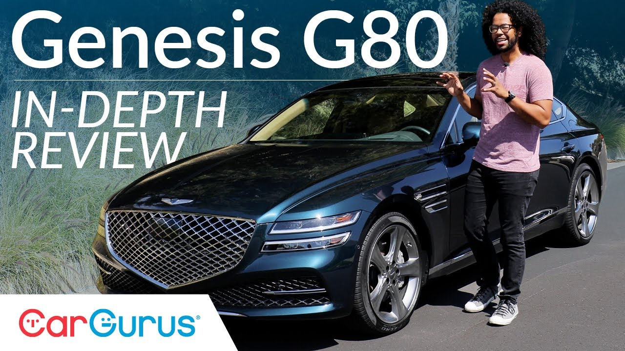 Download 2021 Genesis G80 Review: Athletic and luxurious | CarGurus