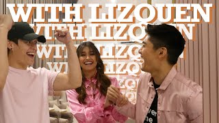 K-POP QUIZ with LIZQUEN plus LIZA SOBERANO as CEO | Robi Domingo