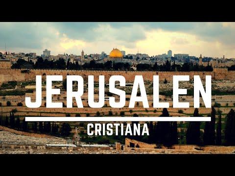 La Jerusalén De Jesús, 4k En Español: Jerusalén Cristiana