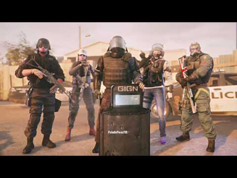 (Operator Castle 2) Tom Clancy's: Rainbow Six Siege!