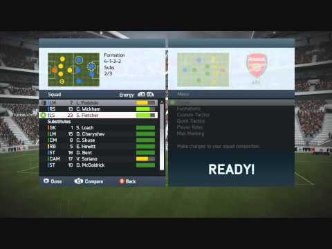 Fifa 14 Capital One Cup Final Ipswich Vs Arsenal
