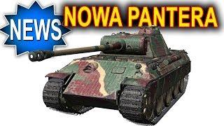 Nowa pantera - o takiego World of Tanks walczyłem