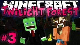 Minecraft: Twilight Forest Let