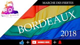 Marche des fiertés Bordeaux 2018