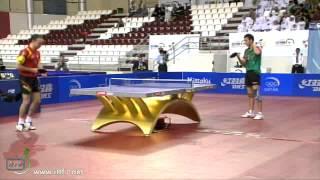 Torneio Mundial de Qualificação Olímpica   Final  Tiago Apolonia   Carlos Machado ESP
