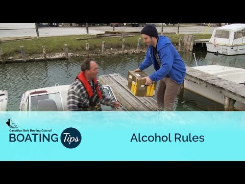 Alcohol Rules