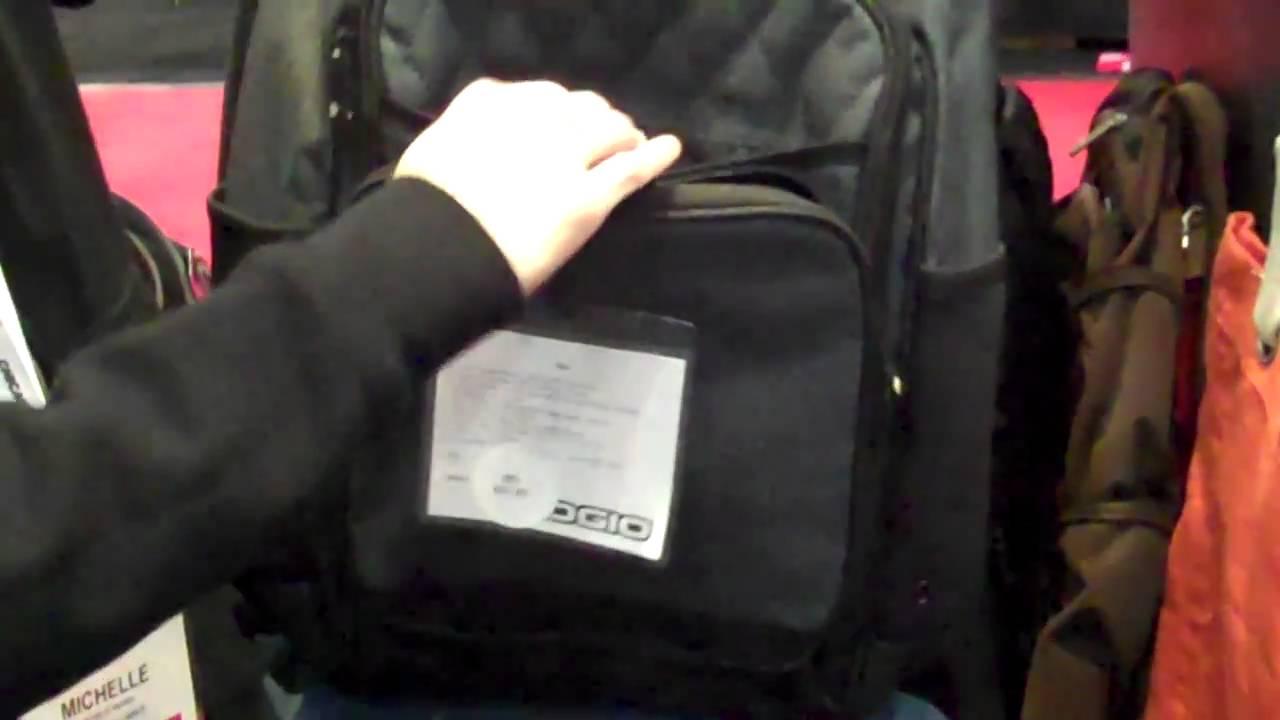 OGIO Epic Backpack - YouTube
