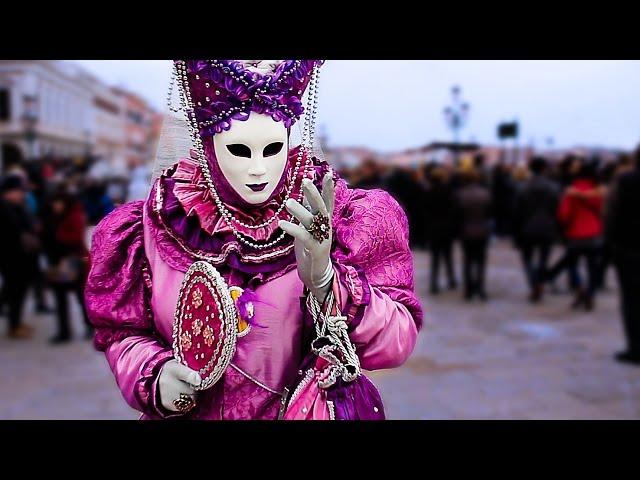 Venice Carnival 2015 - Carnevale di Venezia 2015 - Full HD