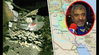 Iraq-Iran earthquake: Deadly tremor hits border region