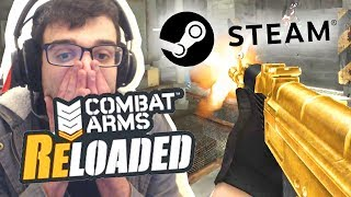 Combat Arms Reloaded on Steam!?