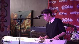 Greyson Chance - Animal in the Night - Sundance ASCAP Music Café
