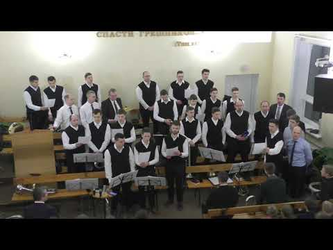Вечернее воскресное служение г. Полтава 26.01.2020