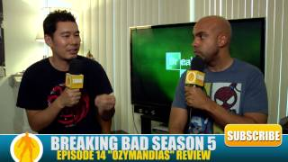 "Breaking Bad ""Ozymandias"" Season 5 Episode 14 Review"