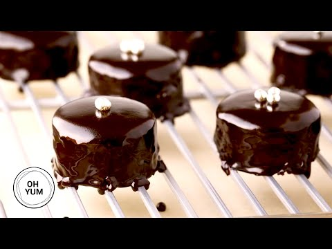 How To Make AMAZING Chocolate Glazed Treats