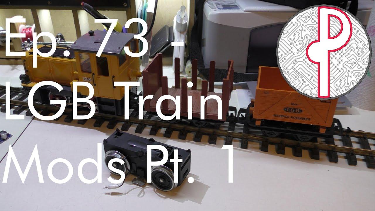 medium resolution of pts ep 73 lgb train maintenance and modifications part 1