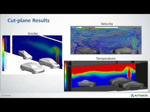 Build your Simulation CFD IQ: Car Park Smoke Extraction and Visibility with Simulation CFD