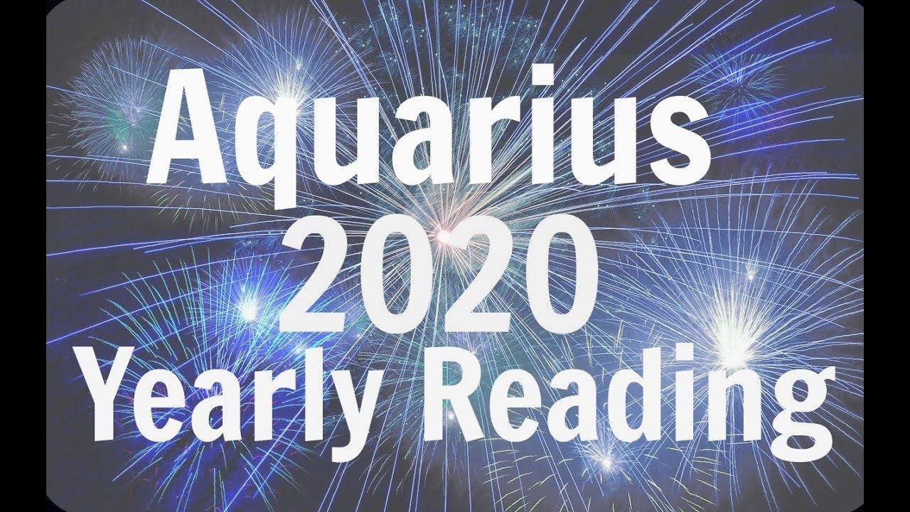 aquarius 2020 tarot forecast