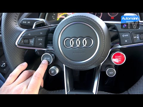 2017 Audi R8 V10 PLUS - #AutomannTalks