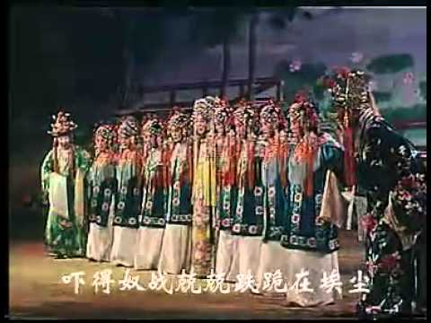 """The Drunken Beauty"" (貴妃醉酒) Performed by Mei Lanfang"
