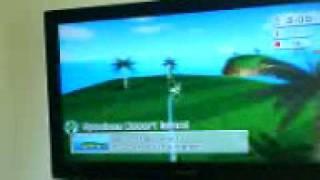 Secret Unlockable Cottage Island Flyover Wii Sports Resort