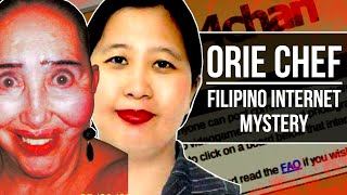Revisiting Orie Chef and Daphne Coomber Filipino Internet Mystery