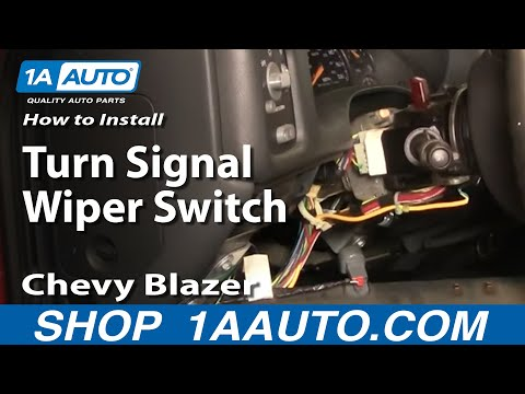 s10 windshield wiring diagram how to replace combination switch 98 04 gmc sonoma youtube  combination switch 98 04 gmc sonoma