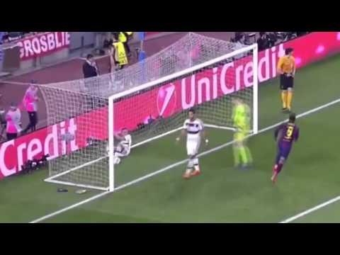 Барселона - Бавария 3-0 ~ Лига Чемпионов 12 финала ~ 06 05 2015