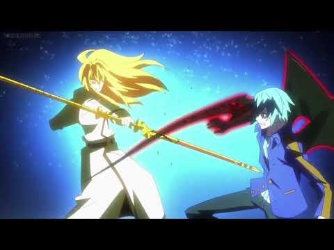 Reinhard vs Ren FULL FIGHT 【Dies Irae: To The Ring Reincarnation】