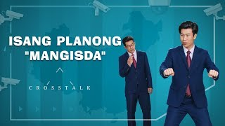 "Tagalog Gospel Crosstalk | Isang Planong ""Mangisda"" 