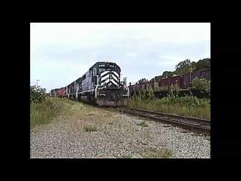 CN's SD40 rebuilds Part 4: NBEC & CFMG 6900-6910