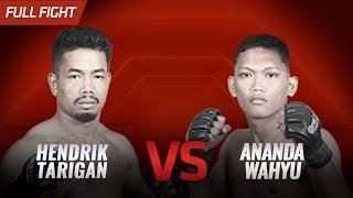 [HD] Hendrik Tarigan vs Ananda Wahyu || One Pride FN #35