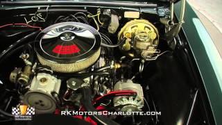 134191 / 1968 Chevrolet Camaro Z/28